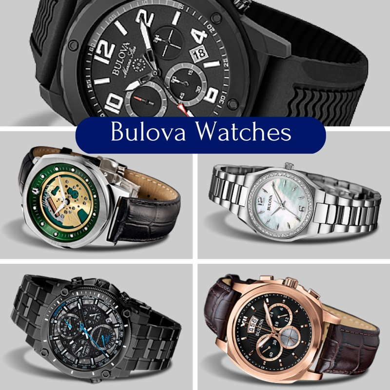 Bulova watches brechin