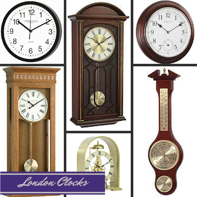 London Clocks Engraved